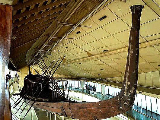 Giza Solar Barge