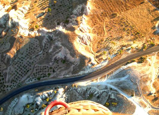 Balloon ride, Cappadocia - Turkey