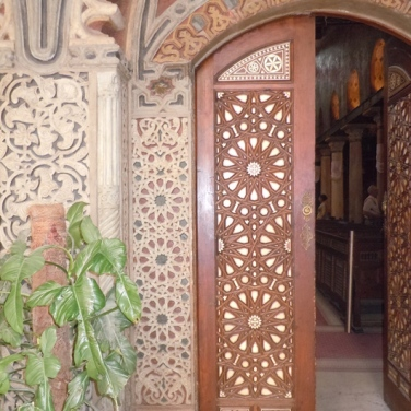 Hanging Church - Cairo, Egypt