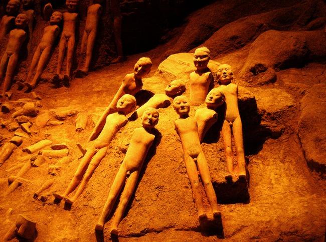 Han Yangling Museum, Xian