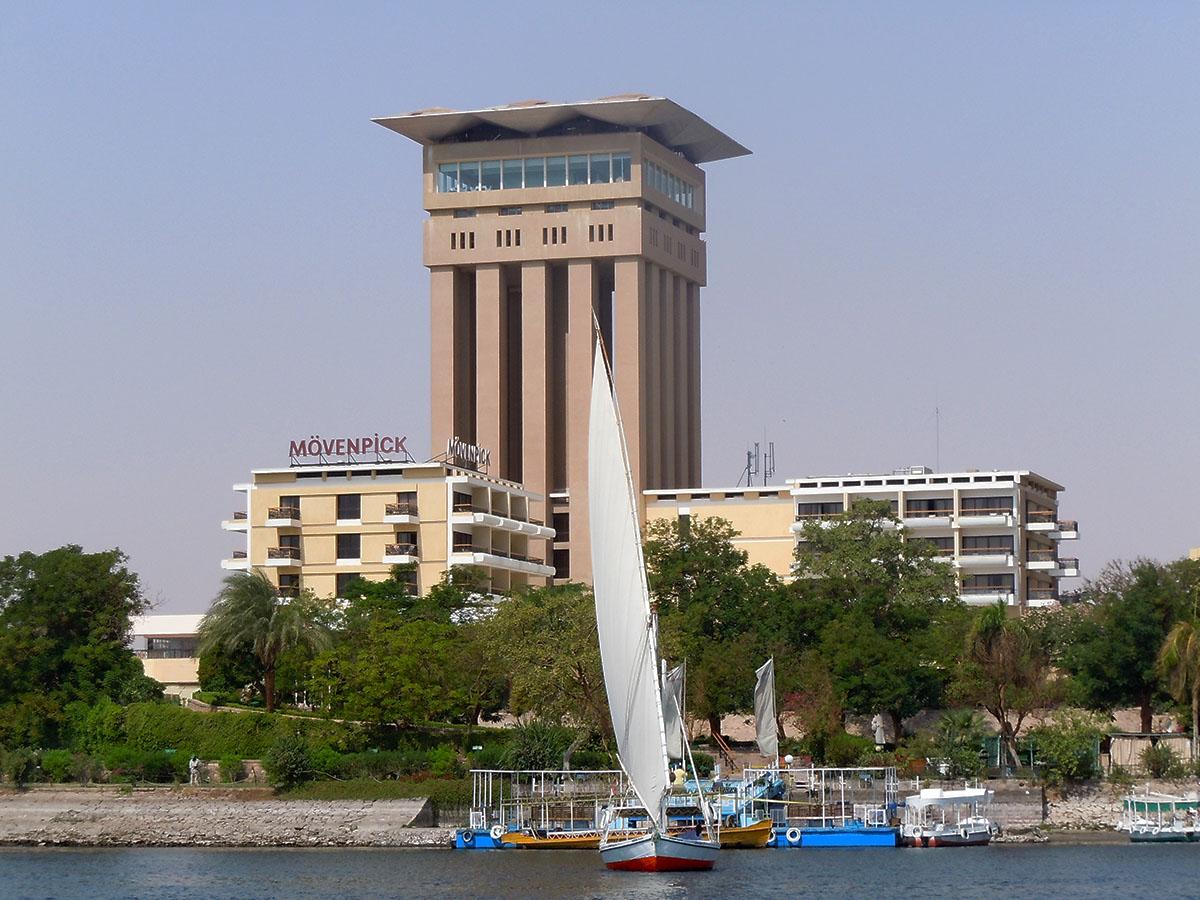 Movenpick resort & Spa, Aswan