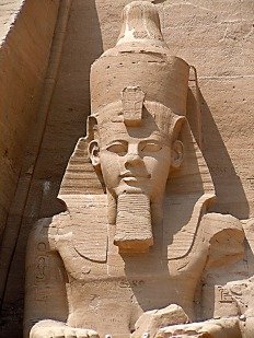 Ramesses the Great - Abu Simbel, Egypt