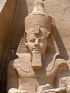 Ramesses the Great - Abu Simbel, Egypt