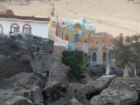 Nubian House - Aswan, Egypt