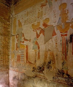 Abydos reliefs