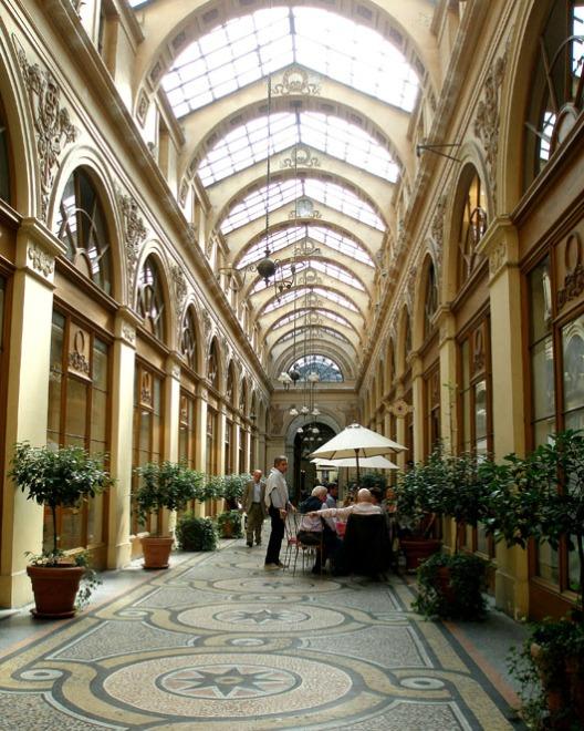 A priori thé, Galerie Vivienne
