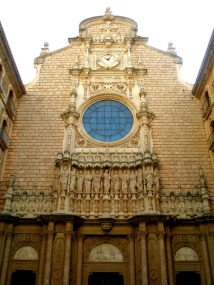 Santa Maria de Montserrat - Catalonia, Spain