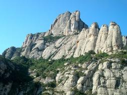 Montserrat - Catalonia, Spain