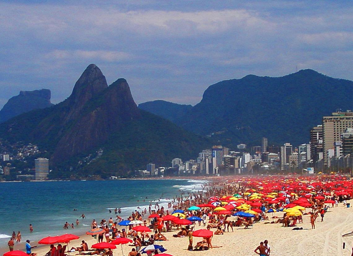 Sunday Morning on Ipanema - Rio de Janeiro