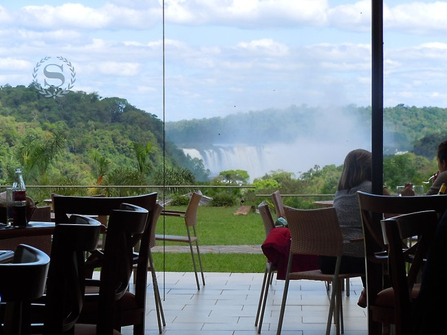 View from dining room - Sheraton, Iguazu National Park