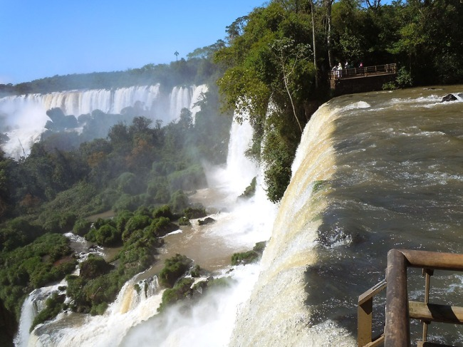 And another - Iguazu National Park, Argentina