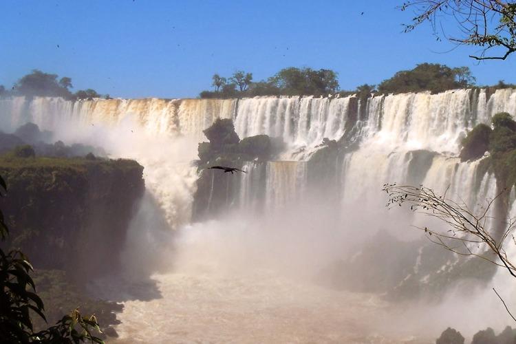 Lower Circuit - Iguazu National Park, Argentina