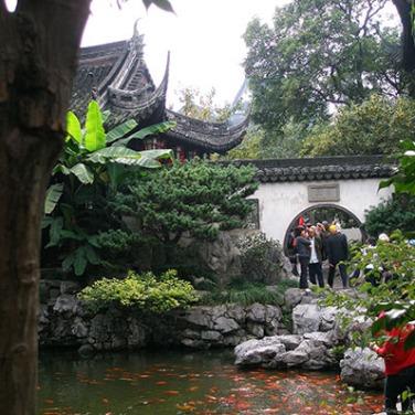 Yu Yuan Garden - Shanghai, China