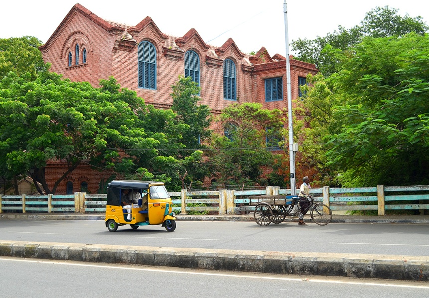 Government College Of Fine Arts - Egmore, Chennai