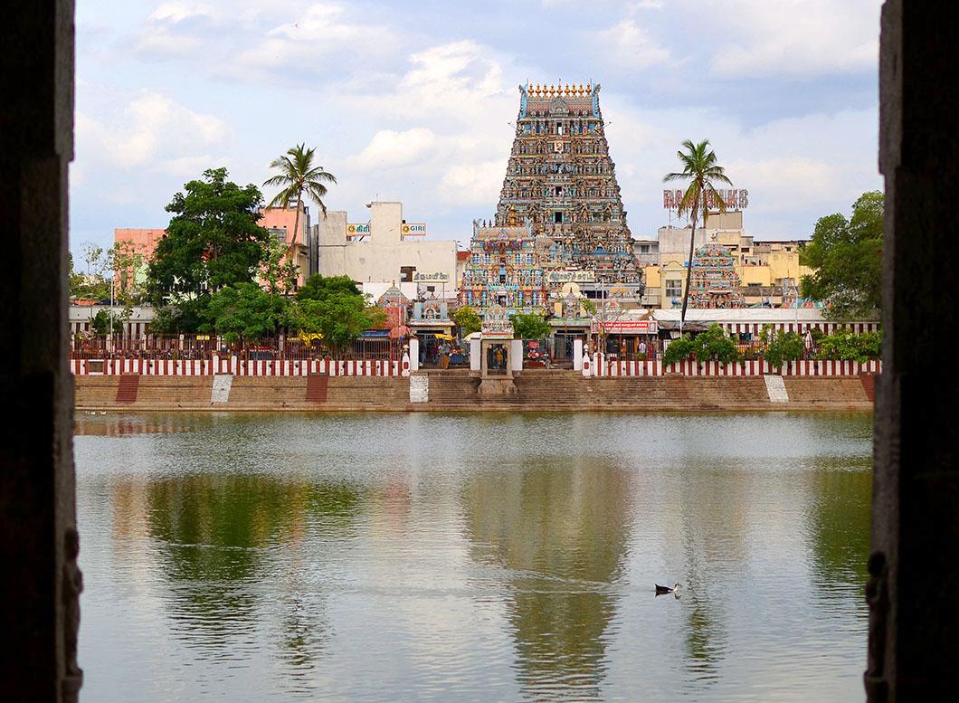 Kapaleeswarar Temple, Mylapore