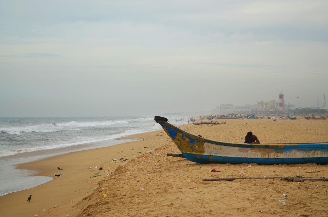 Marina Beach, Chennai