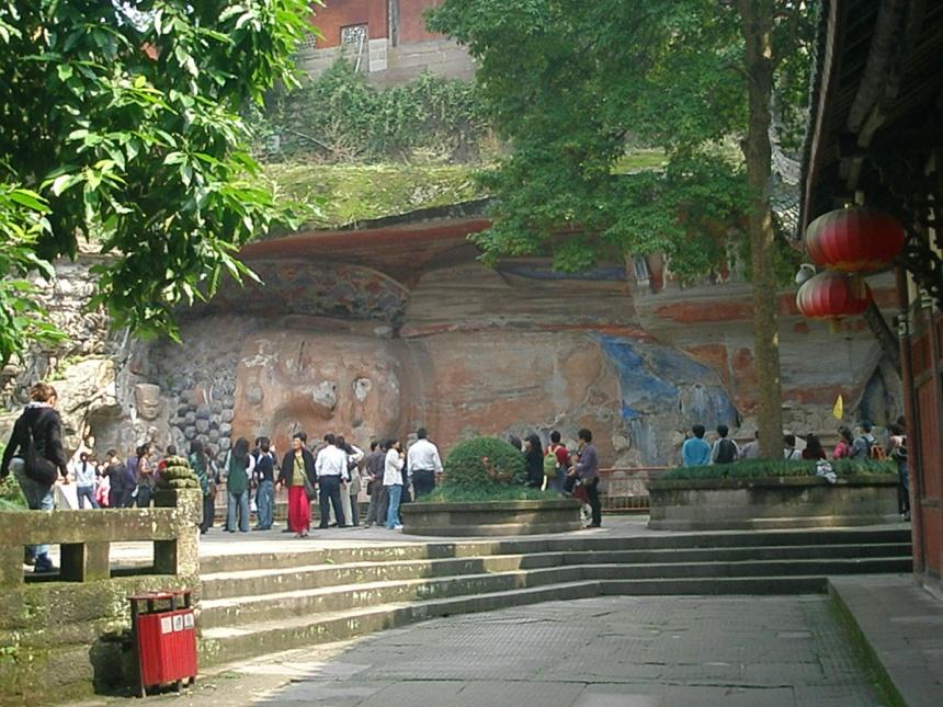 Dazu, China