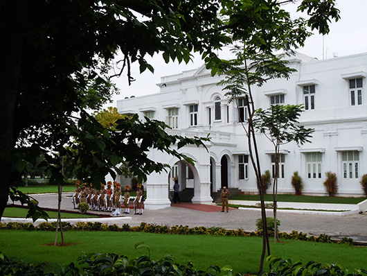 Police Comissioners Office, Chennai