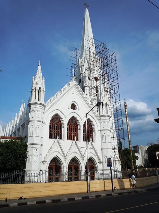 San Thome Basilica - Chennai