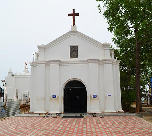 St Thomas Mount - Chennai