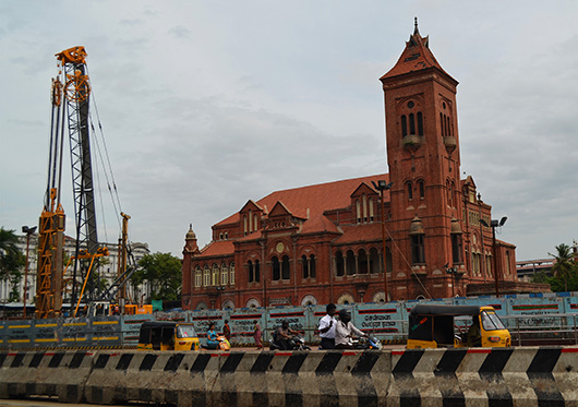 Victoria Hall - Chennai