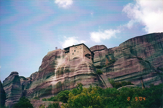 Agios Nikolaus Monastery
