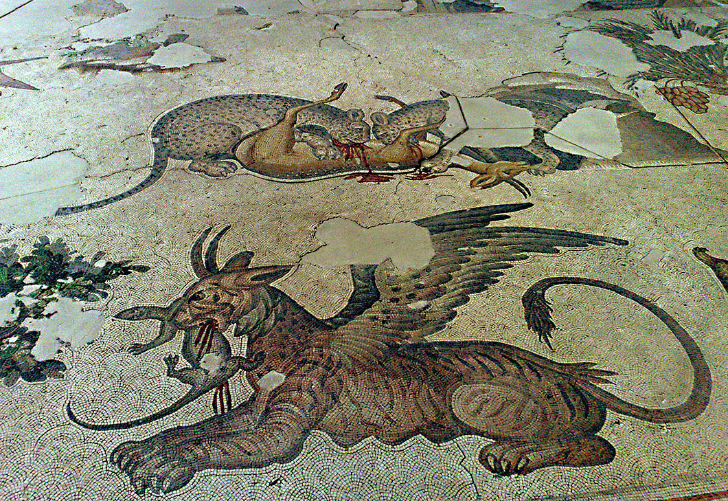 Great Palace Mosaic Museum - Istanbl