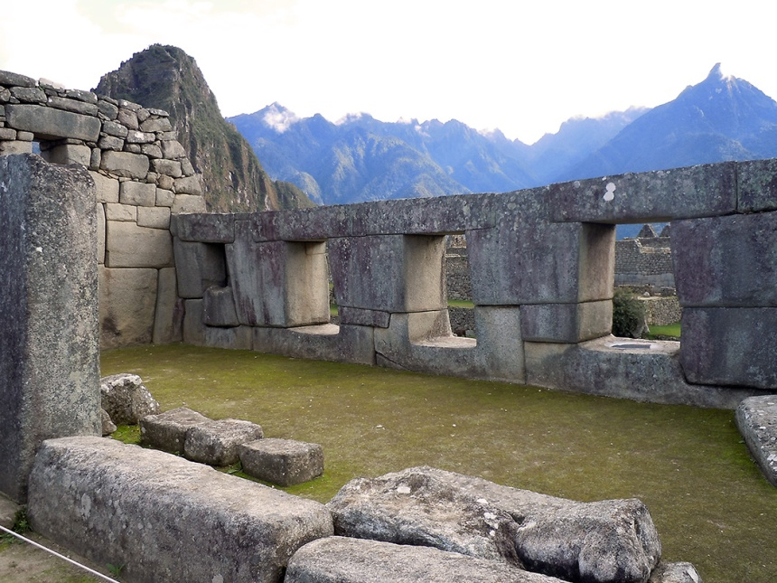 Temple of Three Windows - Machu Picchu