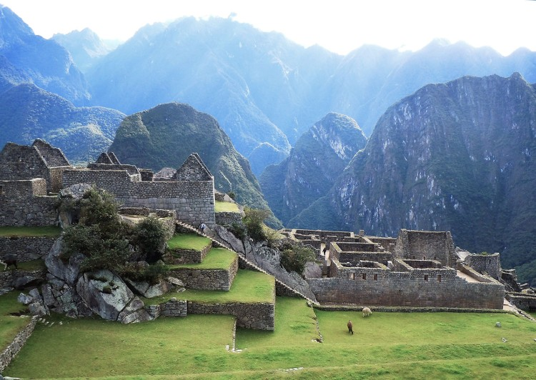 Machu Picchu - Featured Image