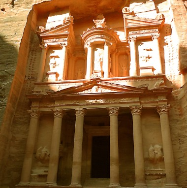 Al Kazneh - The Treasury - Petra, Jordan