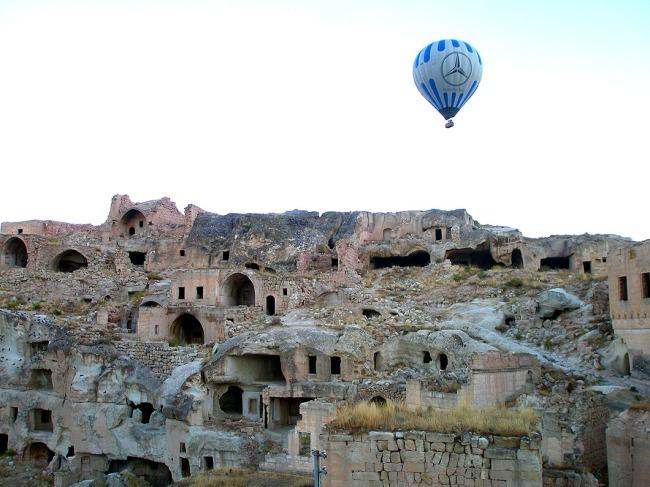 Balloon ride - Cappadocia