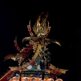 The crest of the Homeitai Yatai