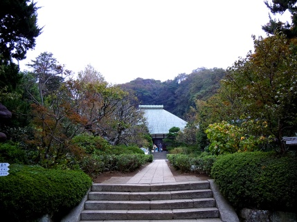 Tokasan Jomyoji Temple grounds
