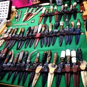 Gaucho knives
