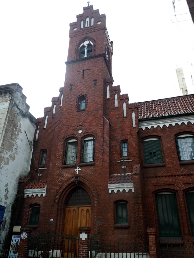 Danish Church, San Telmo