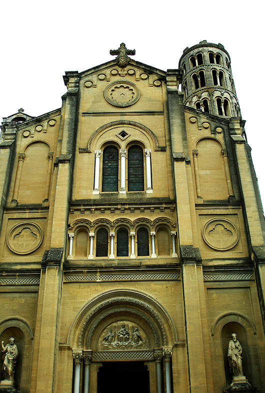 Cathedral of St Theodorit, Uzes