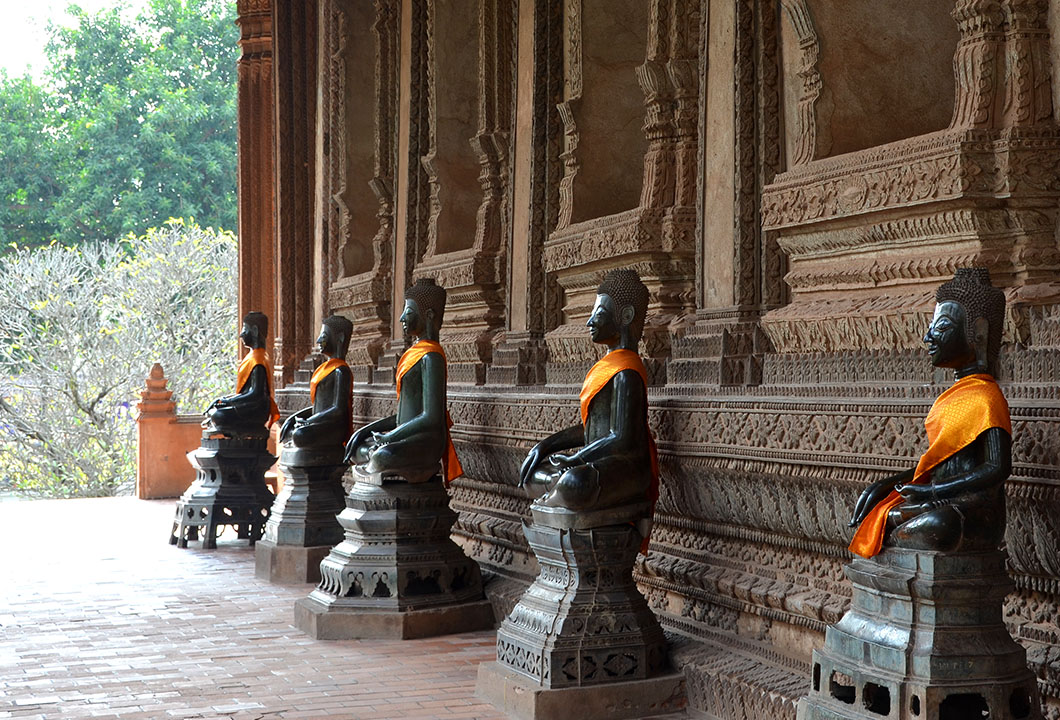 Bronze Buddhas, Haw Phra Kaew