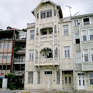 Yali Mansions - Istanbul, Turkey