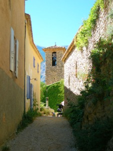 May - The blue shutters of Provence