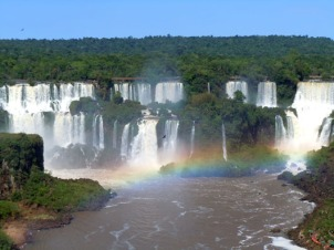 June - Celebrating the wonder that is Iguassu