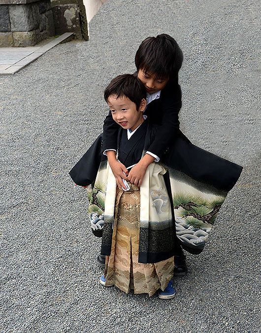 Brothers, Japan