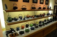 Kyoto, Japan - Tea pots