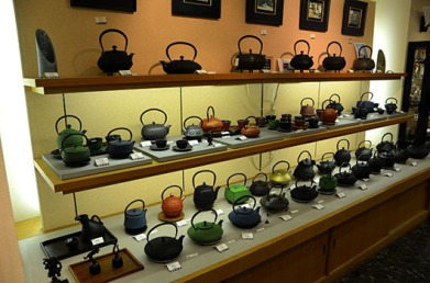 Kyoto, Japan - Tea pots
