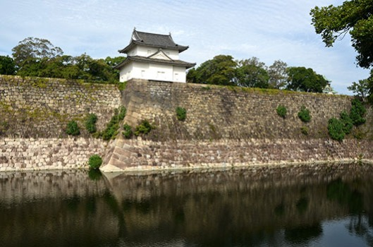 Turret, Osaka Castle
