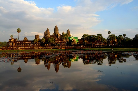 Angkor Wat Sunset 1