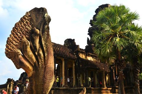 Angkor Naga