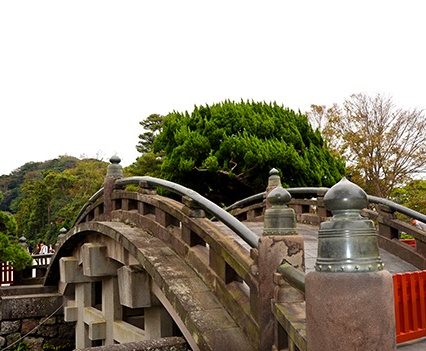 Kamakura bridge