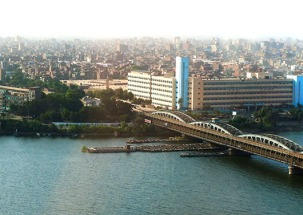 Cairo bridge