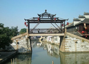 Tongli bridge