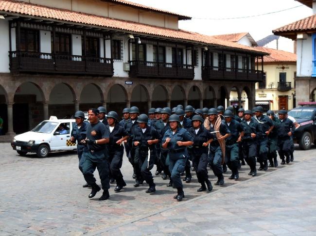 Plaza de Armas, Cosco